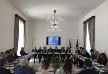 Barletta – Tavolo Tecnico in Prefettura con il Capo Dipartimento Nazionale della Protezione Civile sul terremoto dello scorso 21 maggio. FOTO