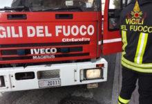 Barletta – Incendio Dalena, emanata ordinanza sindacale a tutela della cittadinanza