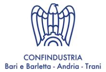 """Nuovo presidente Confindustria Bari e Bat, sen. Messina (PD) : """"Un imprenditore """"illuminato"""""""