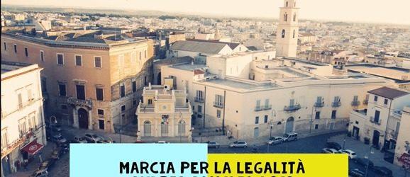 Andria – Lunedì il coordinamento diritti umani BAT alla marcia della legalità
