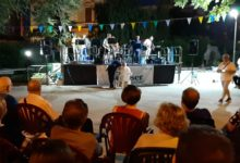 Trani – Villa Guastamacchia, grande partecipazione per la serata in musica. VIDEO e FOTO