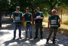 Le Guardie ecozoofile di FareAmbiente continuano con l'attività di vigilanza volontaria