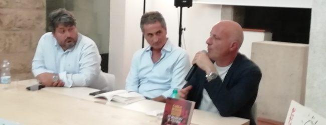 """Barletta – """"Ti mangio il cuore"""" il libro sulla """"quarta mafia"""" a lungo occultata – Le Foto"""