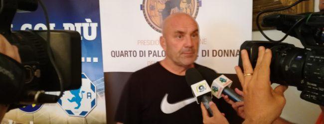 Giancarlo Favarin e la Fidelis Andria di nuovo insieme. FOTOGALLERY