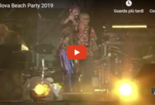 JOVA BEACH PARTY: la nuova era di Lorenzo sbarca a Barletta ed è magia! VIDEO e FOTO