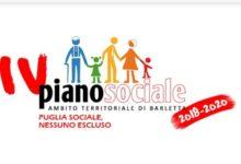 Barletta – IV Piano sociale di Zona, incontro con la cittadinanza per riprogrammare gli interventi