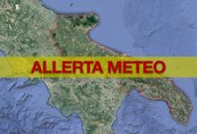 Puglia – Situazione meteo: oggi allerta gialla, temporali e vento