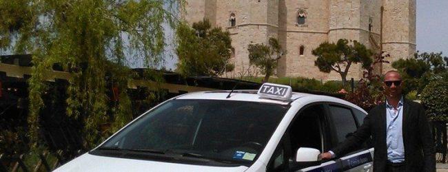 Andria – Taxi: servizio attivo per tutto il giorno