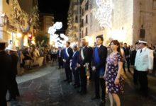 Trani – Migliaia di persone hanno festeggiato San Nicola il Pellegrino. VIDEO e FOTO