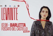 Barletta – Levante in concerto al fossato del Castello Svevo