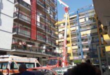 Barletta – Anziana rimane chiusa in casa. Intervengono i Vigili del Fuoco. FOTO e VIDEO