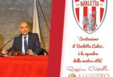 """Barletta Calcio, Assinpro: """"Salviamo l'ASD Barletta 1922"""""""