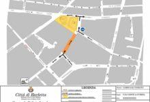 Barletta – Chiusura al traffico di Piazza Caduti