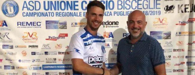 Unione Calcio Bisceglie, esperienza e qualità in attacco con Gianni Lorusso