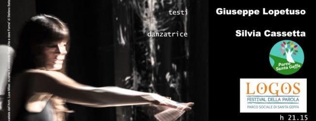 """Trani – """"Danzasìa"""": domani danza e poesia con Stefania Armentano e Silvia Cassetta"""