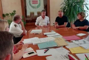"Barletta – Cattivi odori, seconda conferenza stampa, Cannito : ""La questione ambientale è di primaria importanza"". Foto e Video"