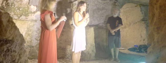 """Trani – """"Danzasìa"""": è incanto e magia la danza/poesia di Silvia Cassetta. VIDEO e FOTO"""