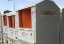 Barletta – Raccolta indumenti usati, a settembre i nuovi contenitori