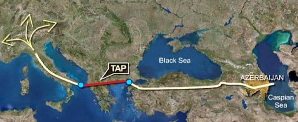 Tap, quasi pronto il metanodotto pugliese. Porterà in Europa il gas estratto in Azerbaigian