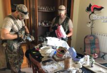 Droga e munizioni. Seconda massiccia operazione di Carabinieri e Cacciatori ad Andria