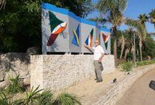 Molfetta – Riqualificare la città con opere d'arte: ecco l'installazione di Michele Zaza