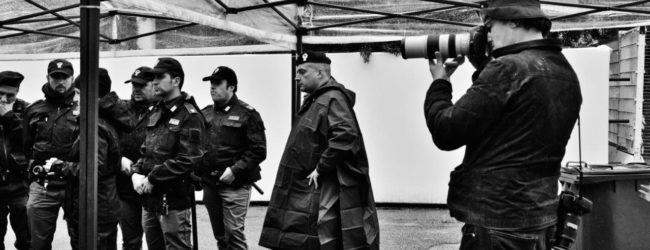 Polizia di Stato – Paolo Pellegrin firma il calendario 2020