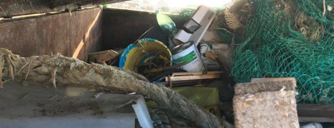 """Barletta – Legambiente riscontra delle criticità sul progetto """"Fishing for litter"""""""