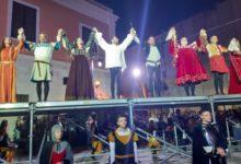 Disfida di Barletta, ieri sera l'Offesa al Monte di Pietà. Nuovi appuntamenti oggi e domani