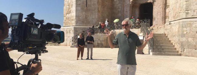 """Il programma RAI """"A Sua immagine"""" in visita a Trani e Castel del Monte: in onda sabato 14 settembre"""