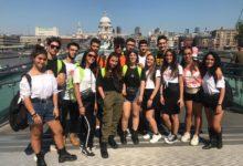"""""""Londra, viaggio nel futuro"""": alternanza scuola lavoro in Inghilterra per gli studenti dell'Ipsia Archimede. FOTO"""