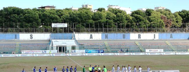 Serie D – Fidelis Andria vs Audace Cerignola: il big match si conclude a reti inviolate. FOTO