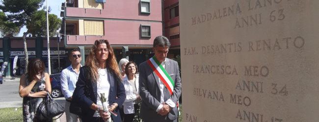 Barletta – Crollo di via Canosa, le cerimonie commemorative 60 anni dopo. FOTO