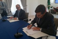 Prefettura e Asl sottoscrivono un protocollo d'intesa per le tossicodipendenze. Foto