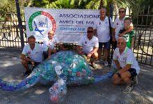 """Trani – Gli """"Amici del mare, gruppo sub in azione per ripulire la costa"""