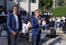 Trani – Inaugurato anno scolastico scuola media E.Baldassarre. VIDEO e FOTO