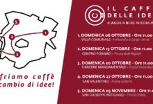 """""""Il caffè delle idee"""", la nuova iniziativa di Andria Bene in Comune"""