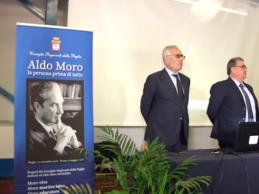 """""""Moro Vive"""", mercoledì 2 ottobre l'incontro con gli studenti del Liceo S. """"E. Fermi"""" di Canosa di Puglia"""