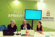 BARI – FDL, la Regione Puglia virtuosa e apripista per il #NOALLAPLASTICA