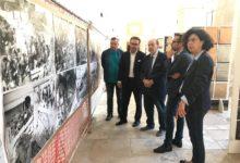 Barletta – Sen. Damiani (FI) in Prefettura alla mostra per il crollo in via Canosa