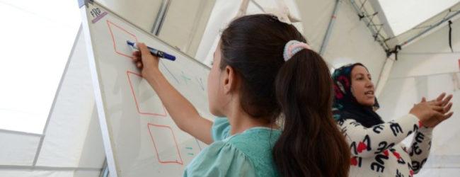 Ambulatorio popolare: sono aperte le iscrizioni al doposcuola per l'anno 2019-2020 per tutte la bambine e i bambini della comunità