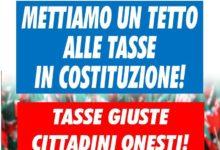 """""""No tax day"""" arriva anche a Barletta con """"Forza Italia"""""""