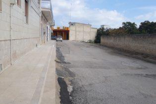 """Desaparecidos. Le vie di Andria """"dimenticate"""" dall'amministrazione: ecco via Laghi Alimini. FOTO"""