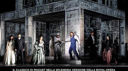 """Barletta – Oggi alla Multisala Paolillo """"Don Giovanni"""" e """"Roger Waters Us +Them"""""""