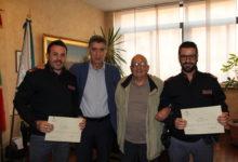 Barletta – Encomio dell'amministrazione a personale del Commissariato di Polizia di Stato