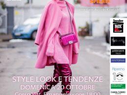 """Trani – Domenica su corso V. Emanuele """"Stree art"""" della moda"""