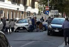 Andria – Traffico bloccato all'incrocio via Napoli – Via Firenze