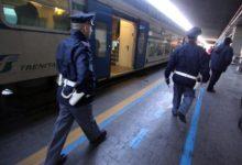 Trasportava 100 grammi di marijuana a bordo treno. Arrestato ventunenne gambiano