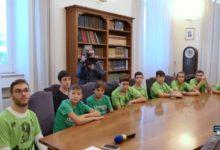 Andria – A Palazzo di Città premiati i giovani sportivi andriesi. FOTO e VIDEO