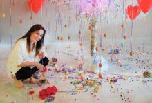 L'artista andriese Ricarda Guantario in mostra alla Biennale di Milano