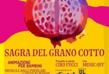 """Margherita di Savoia – Tutto pronto per la 2^ edizione della """"Sagra del Grano Cotto"""""""